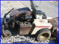 Low Cost Lawnmowers » Blog Archive » 718 GRASSHOPPER ZERO TURN LAWN