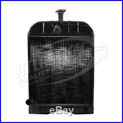 8N8005 Radiator for Ford 2N 8N 9N Tractor Clancy Radiator 1106-6300