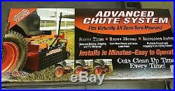 Advanced Chute System ACS6000ULS Mulch Control Kit Deere 48,54,60,72 Decks NEW