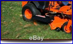 Advanced Chute System- All Brands- Best Mower Discharge Cover See Video