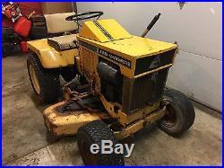 Allis Chalmers B112 Simplicity Sovereign / 42 mower deck 12hp Garden tractor