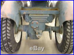 Antique Vintage 1963 Bolens Husky 800 S-7D Wisconsin 3 speed PTO Lawn Tractor
