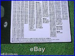 Ariens 42 Riding Mower 2-bin Grass Catcher Bagger 93604600 936038 A19ba42