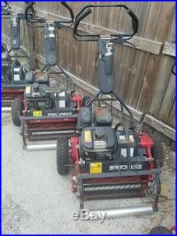 BARONESS LM18 walk mowers, reel mower, toro, jacobsen, john deere