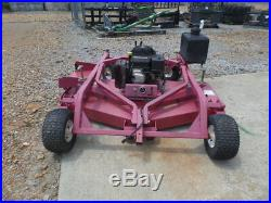 BISHOP INDUSTRIES ATV/UTV 60 TOW BEHIND MOWER With KOHLER ENGINE