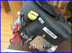 BRIGGS AND STRATTON COMPLETE ENGINE 25HP PART # 441777-0722-E1
