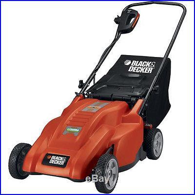 Black & Decker 12 Amp 18 3-in-1 Electric Lawn Mower MM1800R