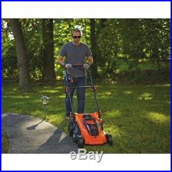 Black & Decker CM2040 40Volt MAX 2.5 Ah Li-Ion Lawn Mower Cordless 20 in. 3-in-1