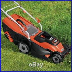 Black & Decker EM1500 15-Inch Corded Mower with Edge Max 10-Amp