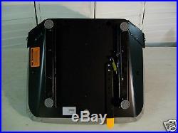 Black High Back Seat Scag, Bunton, Bobcat, Dixie, Snapper, Exmark Zero Turn Mower #kx