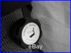 Black Milsco V5400 Air Ride Seat Fits Gravely, Ariens, Kubota, Zero Turn Ztr #jq