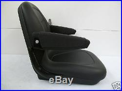 Black Seat Kubota, Hustler, Exmark, Toro, Bobcat, Bunton, Dixie Chopper, Zero Turn #js