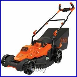 Black and Decker BEMW482BH 17 12-Amp Height Adjusting Comfortgrip Lawn Mower