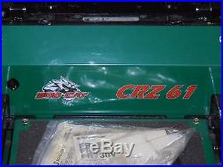 Bob-Cat CRZ 61 Zero-Turn Mower