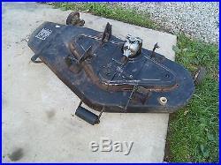 Bolens 1556 Hydro Garden Tractor-Deck/Snowblower-LOOOOOK