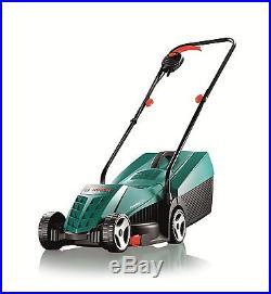 Bosch Rotak 32R Electric Rotary Premium Lawnmower + Roller. NEW. GUARANTEE