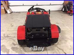 Bradley 52 Stand-On Compact Mower Honda GXV690