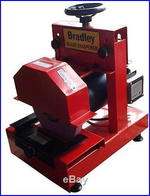 Bradley Lawn Mower Blade Sharpener Wall Portable Grinder S81-3