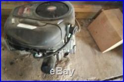 Briggs and stratton engine 18.5 intek john deere l108 engine