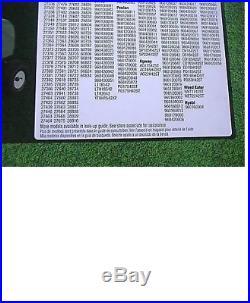 CRAFTSMAN 2-BIN BAGGER 917 MODEL 42 MOWERS & fits HUSQVARNA POULAN AYP FREE SH