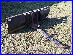 Craftsman 48 Grader Dozer Blade Attachment Lawn Tractor / Riding Mower
