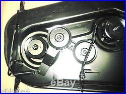 CRAFTSMAN 54 RIDING LAWN MOWER DECK # 197701 ALSO FITS POULAN HUSQVARNA AYP OEM