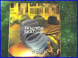 CRAFTSMAN JOHN DEERE MTD CUB CADET RIDING MOWER SEAT COVER FITS MOST ANY RIDERS