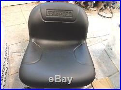 CRAFTSMAN OEM RIDING LAWN MOWER SEAT # 586507601 & FITS POULAN HUSQVARNA AYP NEW