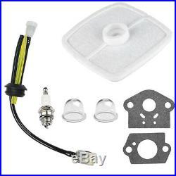 Carburetor & Fuel Maintenance Kit For Zama RB-K75 ECHO GT200 SRM210 HC150 Carb