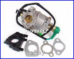 Carburetor & Gasket Honda GX240 8HP GX270 9HP GX340 11HP GX390 13HP Generator