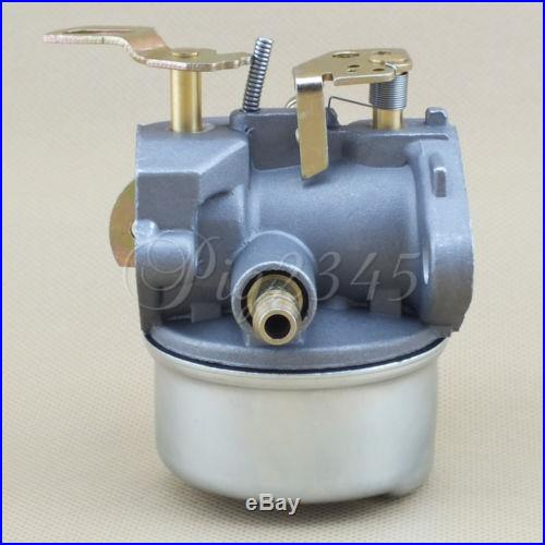 Carburetor Tecumseh 8HP 9HP 10HP HMSK80 HMSK90 Snowblower Generator Chipper Carb