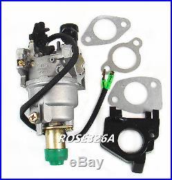 Carburetor With Gasket for Honda GX340 Generator 11 HP Engine