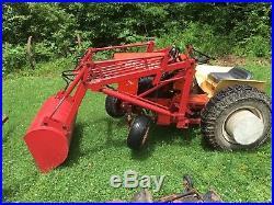 Case 442 garden tractor