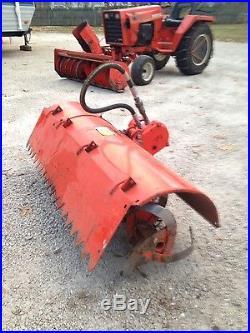 Case 446 Garden Tractor