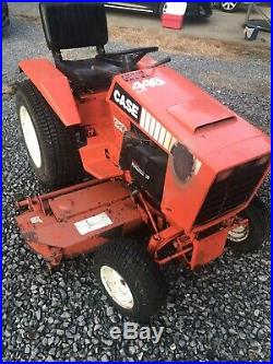 Case 448 Garden Tractor 60 Mower Deck Hydraulic Hold Back Valve 18hp Onan