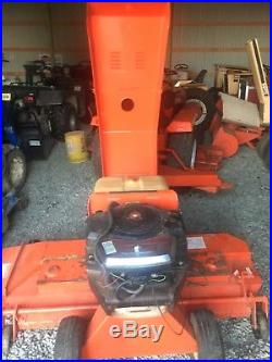 Case ingersoll garden tractors