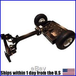 Commercial 2 Wheel Sulky Velke Fits Exmark Scag Bob-Cat Toro Walk Behind Mower