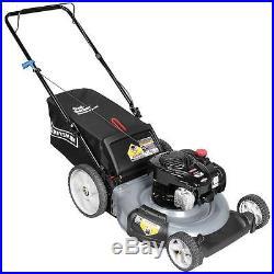 Craftsman 140cc Briggs & Stratton 21 Rear Bag Push Lawn Mower NEW