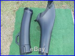 Craftsman 46 Upper & Lower Bagger Chutes 411397 405455 & Fits Poulan Husqvarna