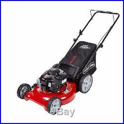 Craftsman 5.50 Engine Torque Rear Bag Push Lawn Mower with Mulch Brand New