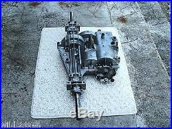 Craftsman 6 Speed Peerless Transaxle 206-545c 165670 Husqvarna 532165670 Poulan