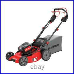 Craftsman V60 Cordless 21-in. 3-in-1 Self-propelled Lawn Mower Kit Cmcmw270z1