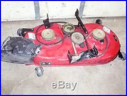 Craftsman ZTS 6000 Zero Turn Mower 42 MOWING DECK