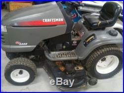 Craftsman gt5000