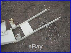 Cub Cadet 104 105 124 125 Narrow Frame Tractor 42 Dozer/Snow Blade