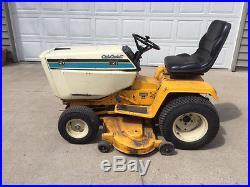 Cub Cadet 1512 Diesel Lawn Tractor