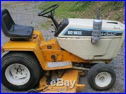 Cub Cadet 1512 Diesel Lawn Tractor 50 inch mower power steering