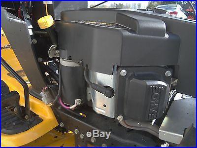 Cub Cadet GT1554 Riding Mower 54 inch Deck