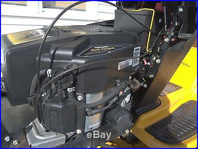 Low Cost Lawnmowers » Blog Archive » Cub Cadet GT1554 Riding Mower