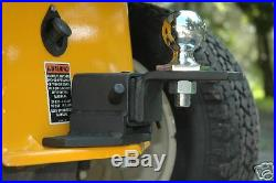 Cub Cadet Lawn Garden Tractor Receiver Hitch Husqvarna Snapper Craftsman